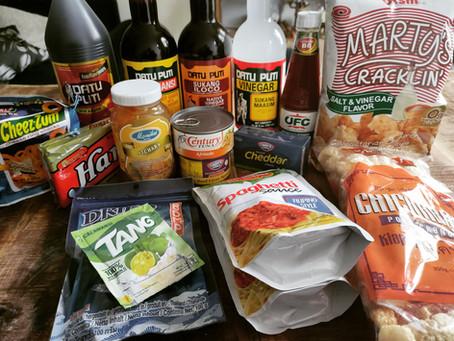 Filipino Food Haul | Hapinoy Tayo | Online Store