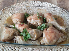 Pollo al Ajillo   Thermomix Recipe