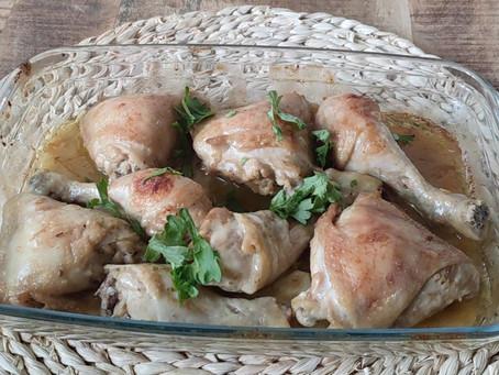 Pollo al Ajillo | Thermomix Recipe
