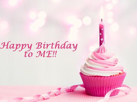 I'm 33 today! (Blogmas Series #10)
