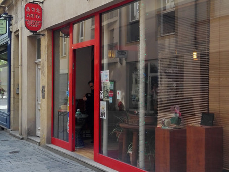 Arita Restaurant in Metz, France
