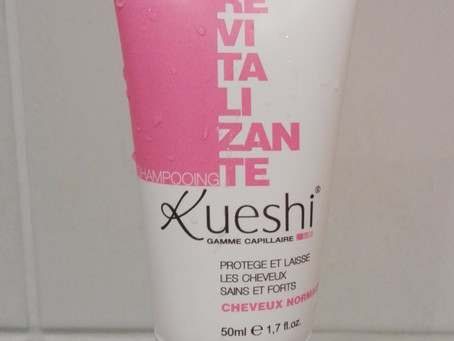 Beauty Product: Kueshi Shampooing Revitalisant