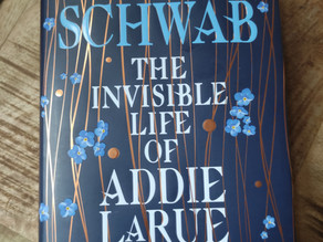 Book Review + Questions: The Invisible Life of Addie LaRue by V.E. Schwab