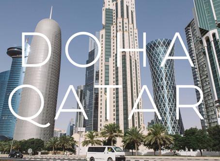 Travelling to Doha, Qatar (Qatar 2016 Series #1)