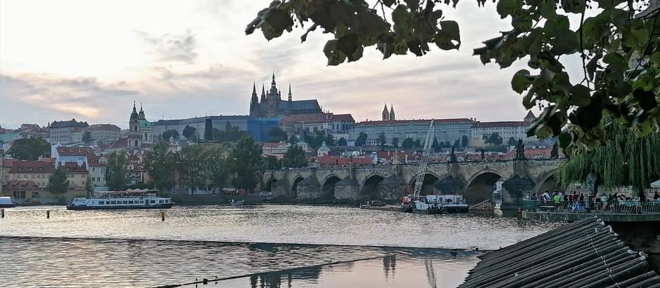 Prague, Czech Republic (European Road Trip Series #3)