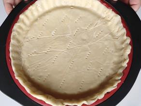 Shortcrust Pastry | Pate Brisée