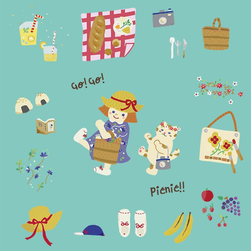 gogo!picnic
