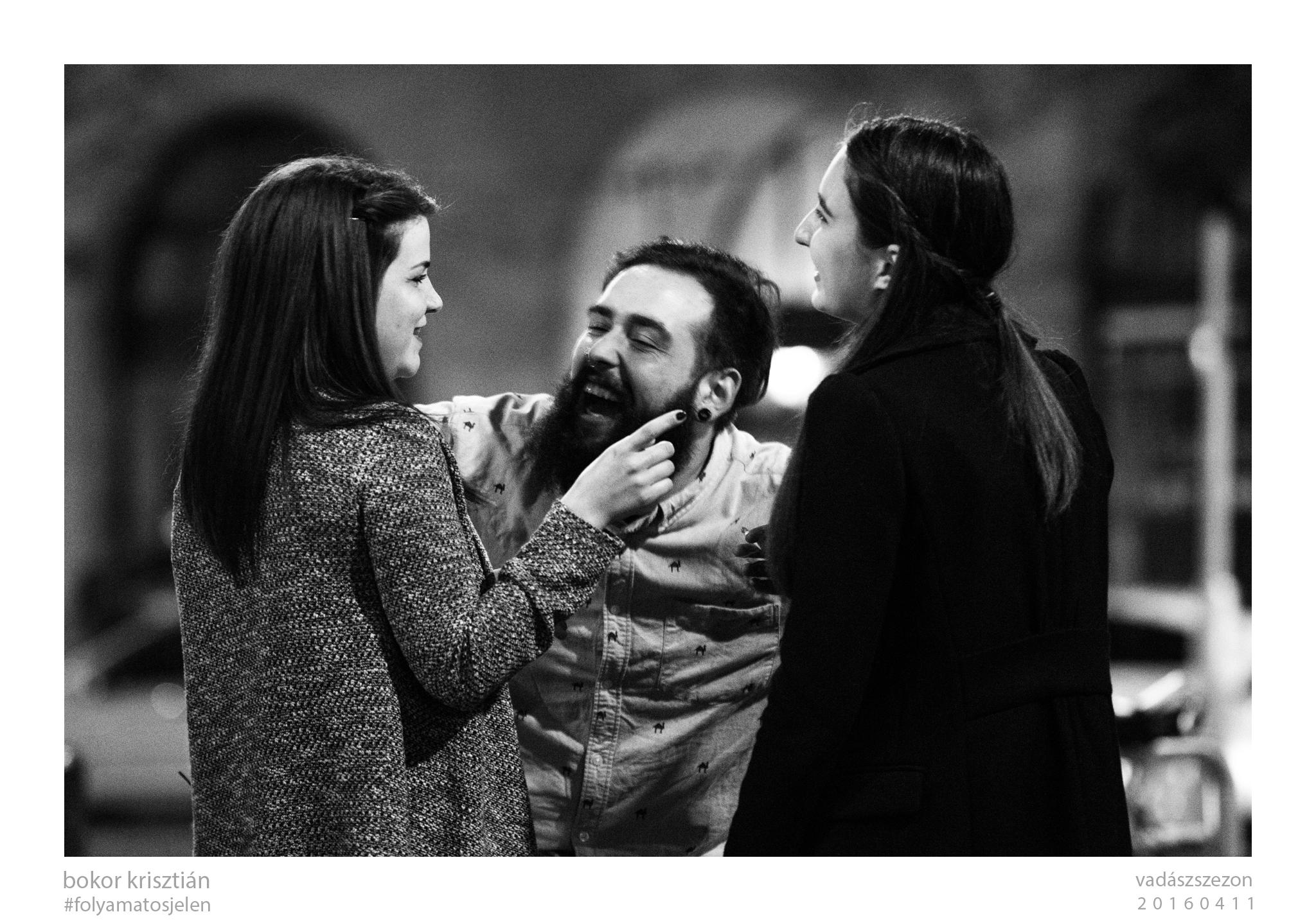 három ember és a boldogság