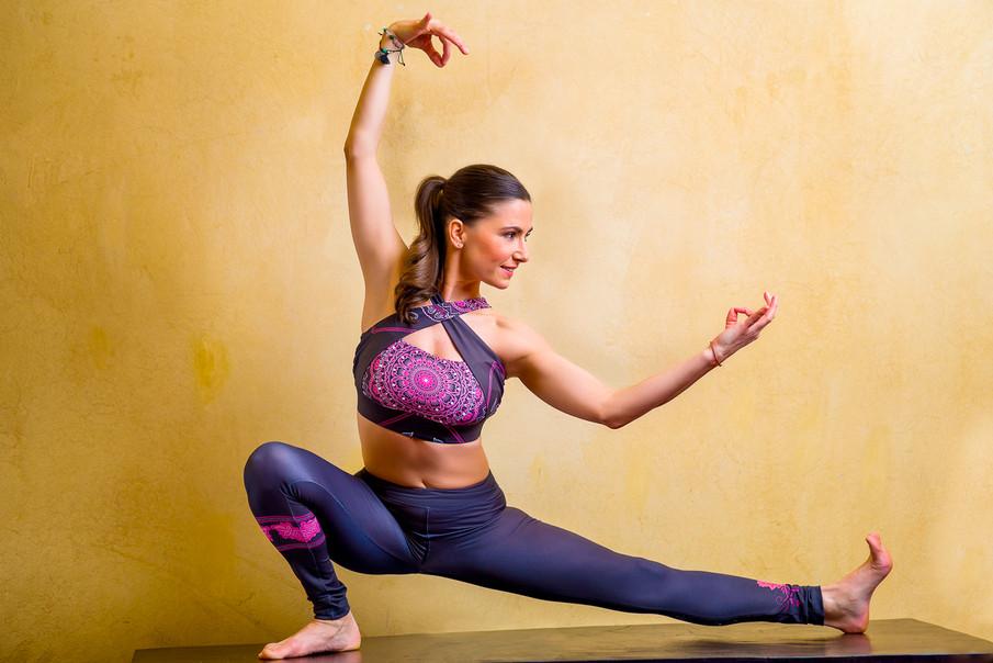 photo of a yoga asana