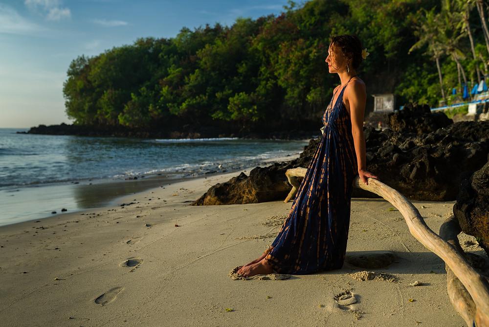 Bali - Blue lagoon napfelkelte