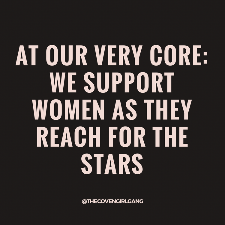 Coven girl gang mission statement