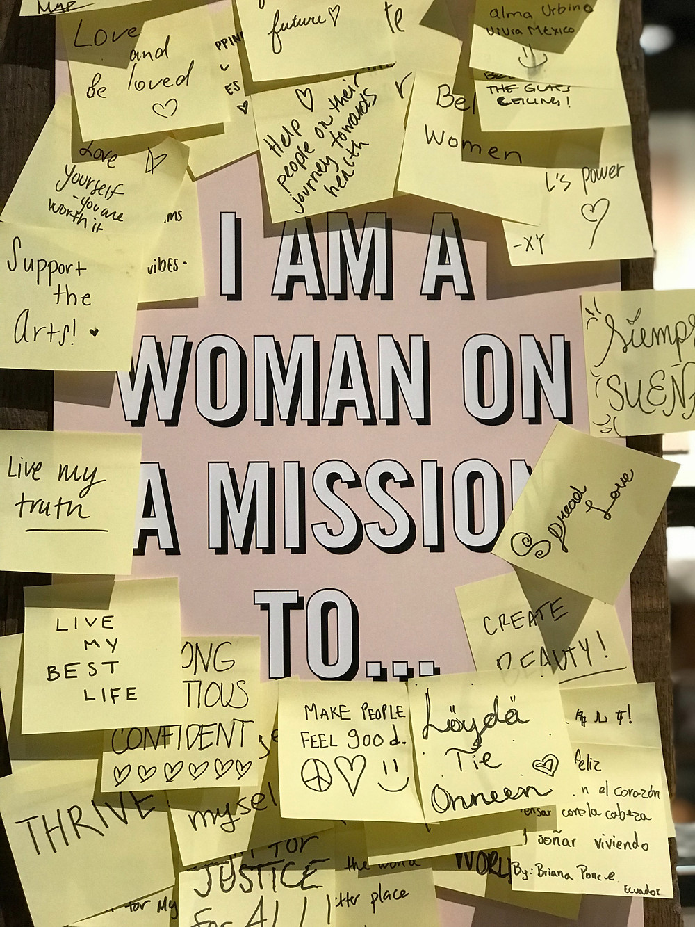 mission board