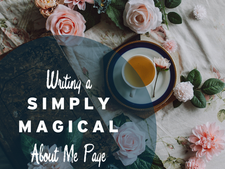 Simply magical ways to improve your About Me page