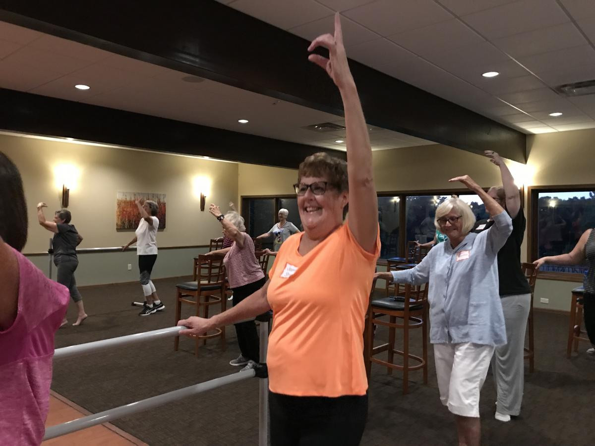 Adult Barre Class