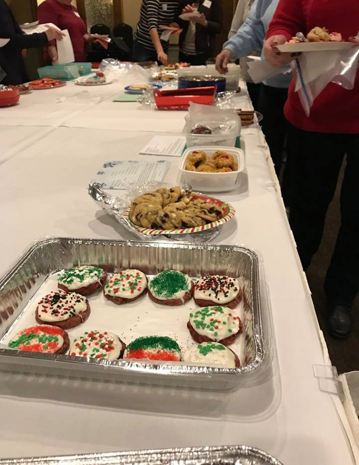 Christmas Celebration & Cookie Exchange