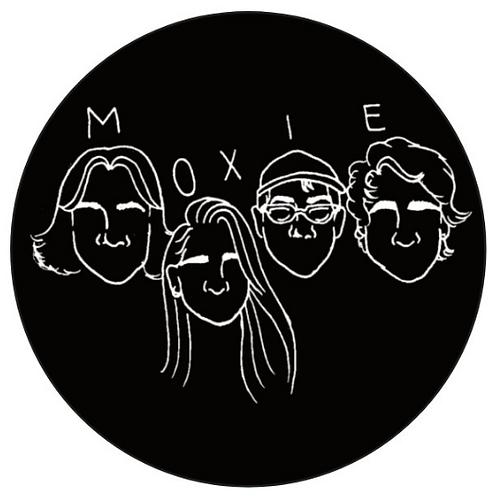 Moxie Face Sticker