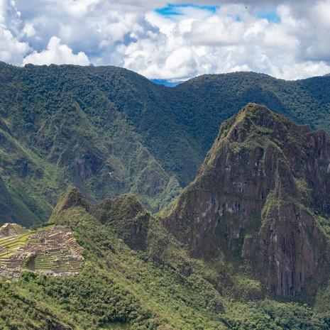 809 Inca Trail--Peru
