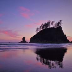 1412 Second Beach--LaPush--Washington Coast