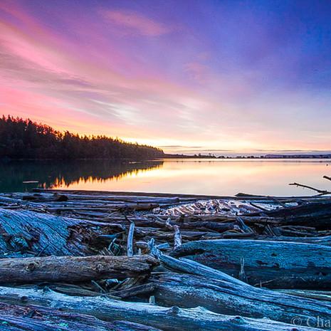 1427 Triangle Cove--Sunrise--Camano Island--Washington State