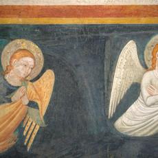 1723 Angels--San Damiano--Assisi