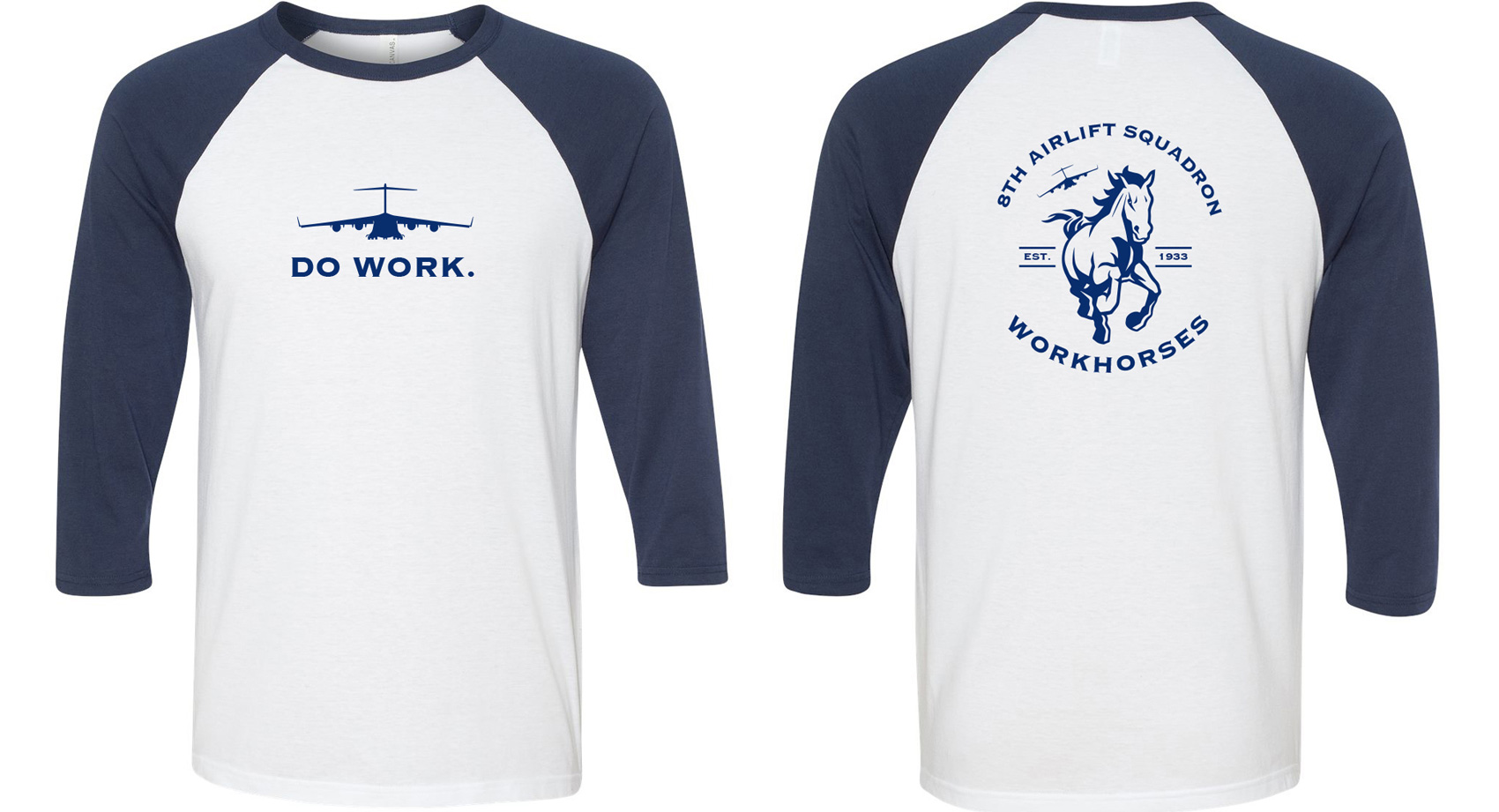Workhorse-T-shirts