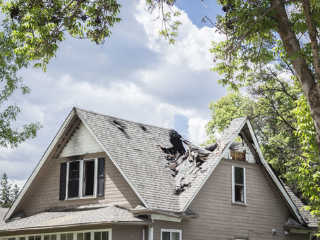 5 Tips for Spotting Roof Damage