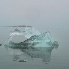 Ice Sculptures--Svalbard