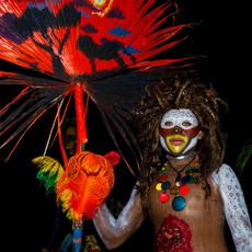 1303 Comparsa--Day of Dead Costume--Oaxaca