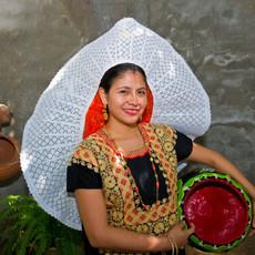 1322 Tehana--Alilna Mercott--Oaxacaa