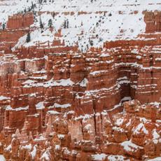 1601 Capital Reef National Park--Winter--Utah