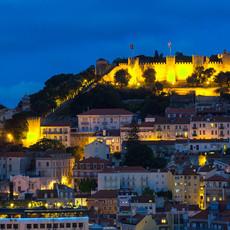 1709 Castelo do Sao Jorge--Lisbon--Portugal