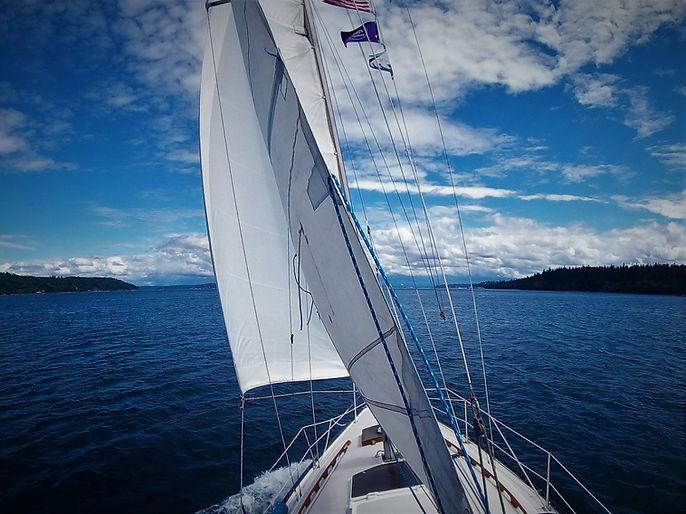 South Sound Sailing Tours