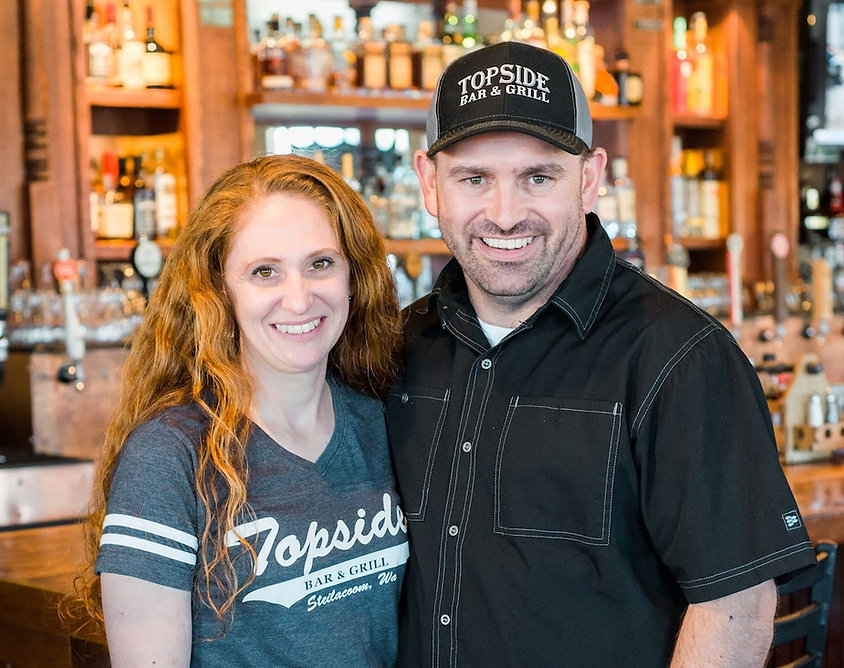 Topside Bar & Grill - Steilacoom, WA