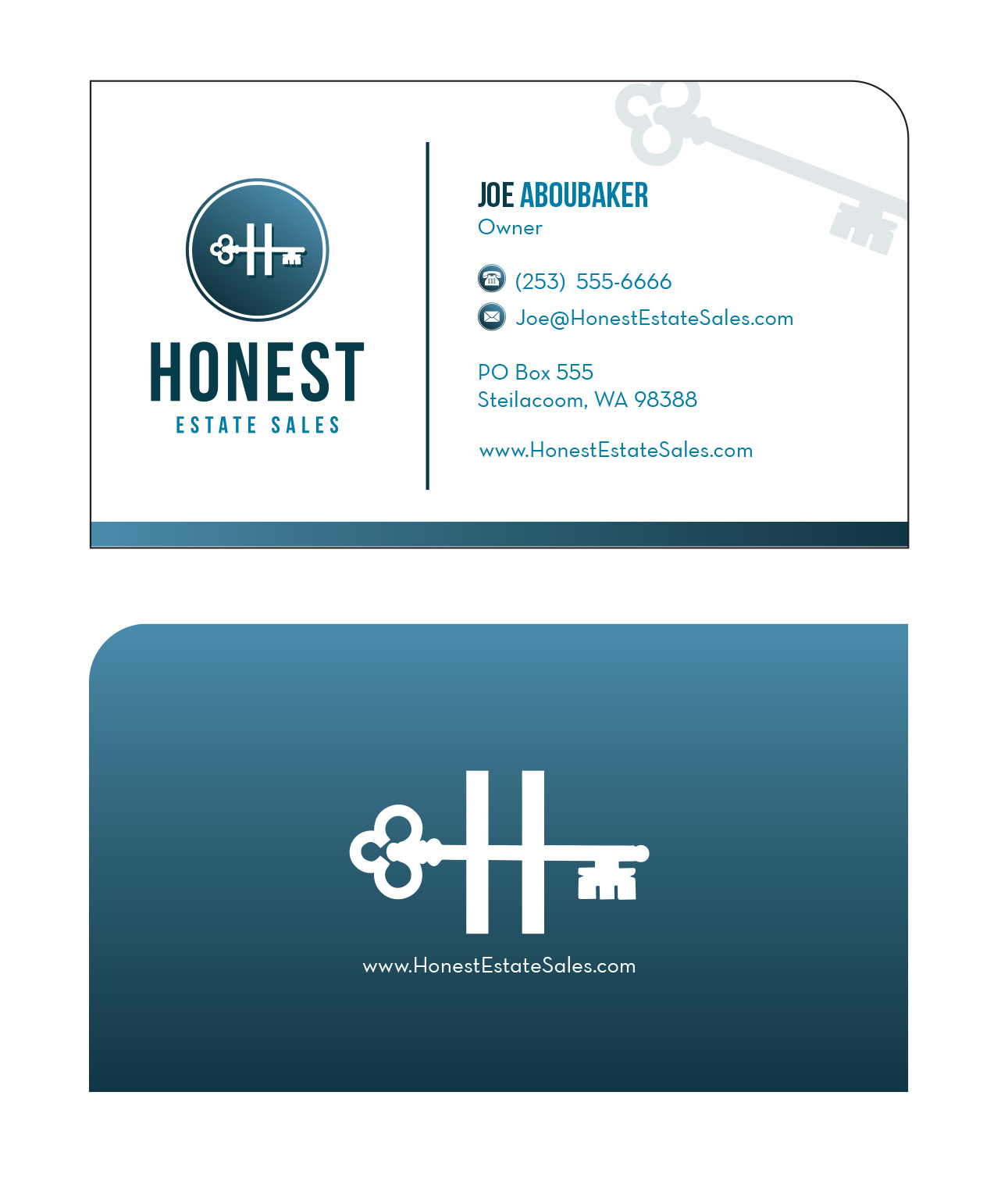 Honest-Estate-Sales-Business-Cards