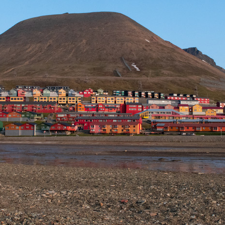 Longyearbyen--Svalbard