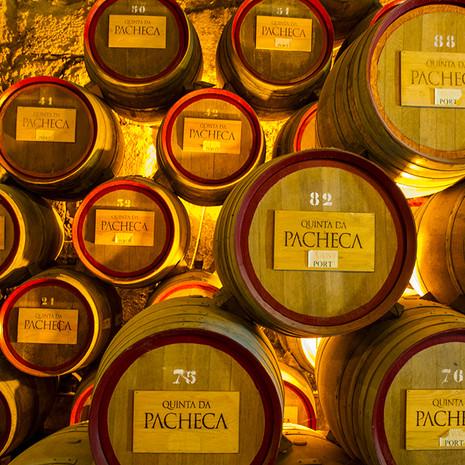 1722 Pacheca--Casks--Port--Oporto Portugal