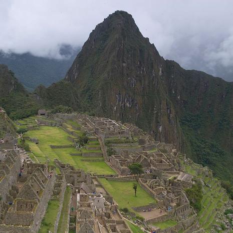 813 Machu Picchu