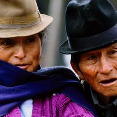 1314 Otavalenos--Otavalo Market--Ecuador