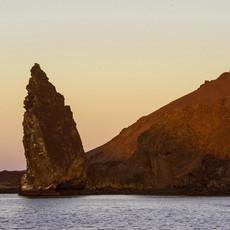 1019 Bartolome--Pinnacle Rock--Icon of Galapagos
