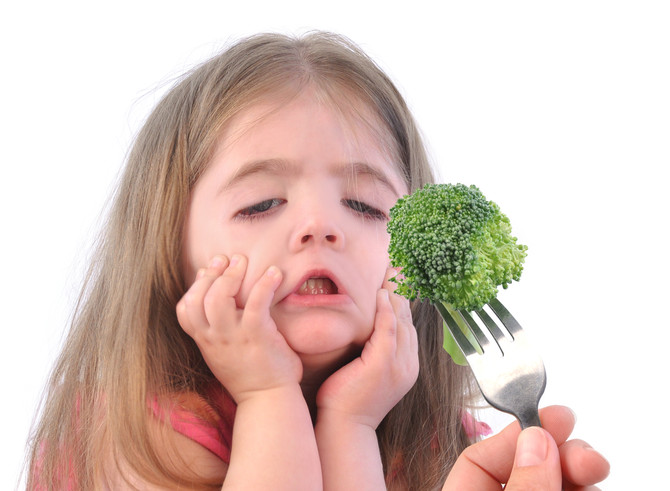 10 tips to get kids to eat their vegies