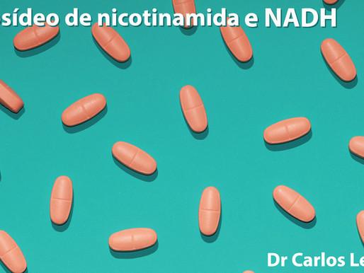 Como o NADH e o ribosídeo de nicotinamida podem promover a função energética e cognitiva