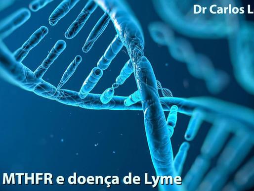 A variante genética MTHFR e doença de Lyme