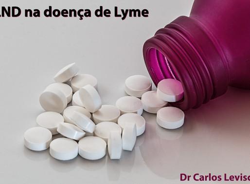 Naltrexona de baixa dosagem (LDN) para doença de Lyme