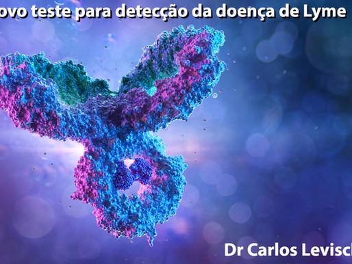 Novo teste para detecção da doença de Lyme