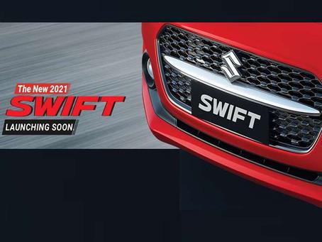 2021 Maruti Suzuki Swift teaser released, sporty design will get strong engine