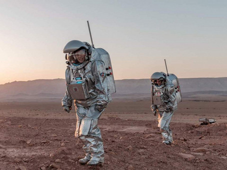 Mission to simulate life on Mars has started