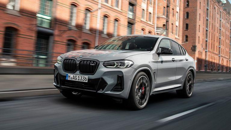 BMW X4: