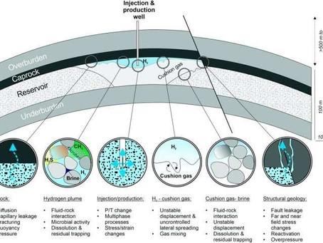 New study report addresses hydrogen storage challenges