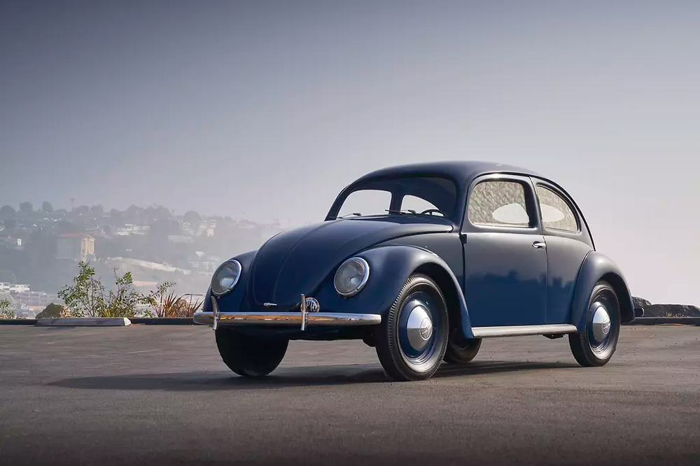 In 1972, the Volkswagen Type 1 became the best-selling car in the world