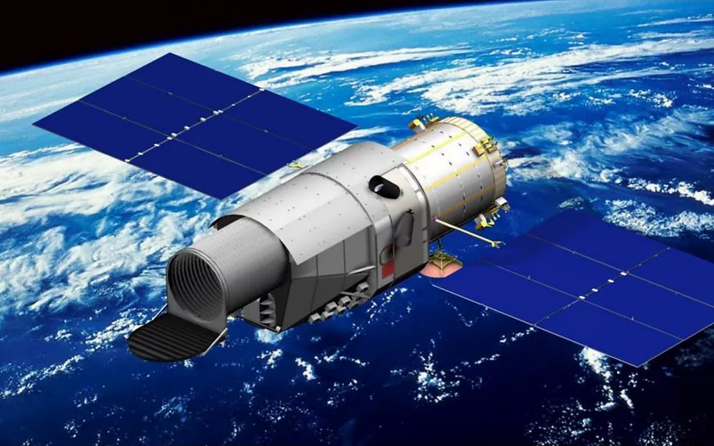 China is preparing for a space telescope and its own space station. (Image credit: CSNA)